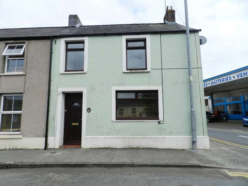 3 Bedrooms End Of Terrace House for sale in Dew Street, Haverfordwest, Pembrokeshire