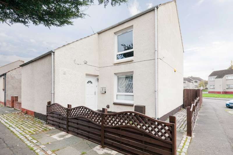 2 Bedrooms Villa House for sale in Caponhall Road, Tranent, East Lothian, EH33 2HD