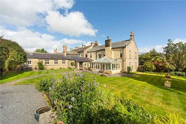 5 Bedrooms Detached House for sale in The Poplars, Cotherstone Village, Barnard Castle, Durham