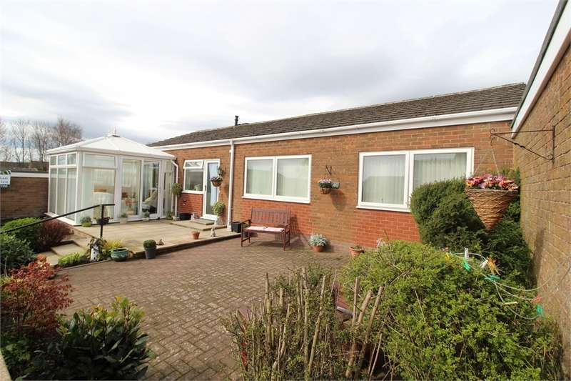 3 Bedrooms Detached Bungalow for sale in CA11 8QA Pearson Court, Penrith, Cumbria