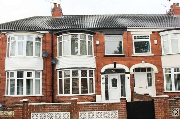 3 Bedrooms Terraced House for sale in Pickering Road, Hull, East Riding of Yorkshire