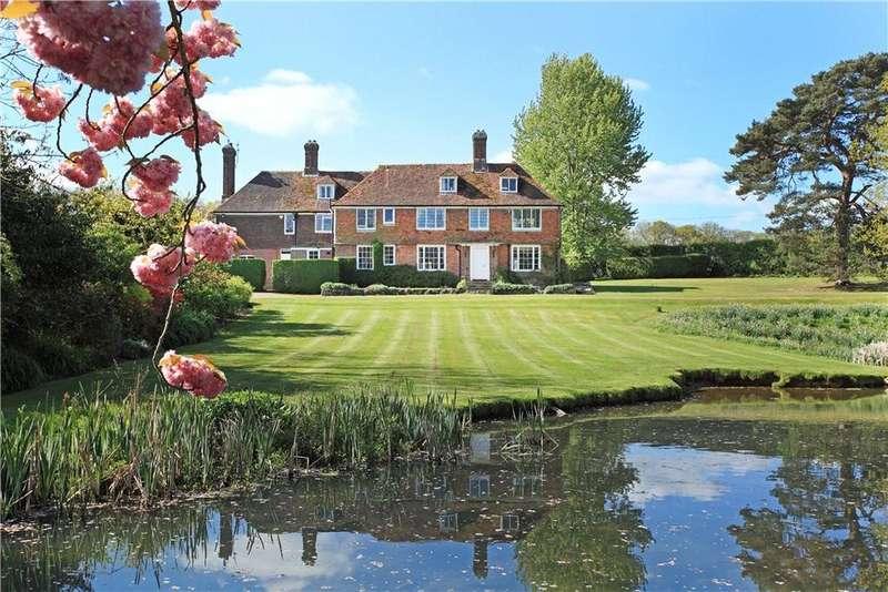 8 Bedrooms Detached House for sale in Frittenden Road, Staplehurst, Tonbridge, Kent, TN12