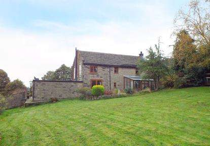 4 Bedrooms Detached House for sale in Blindside Lane, Bradfield Dale, Sheffield