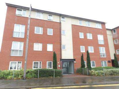 House for sale in Sovereign Court, Victoria Street, Loughborough, Leicestershire