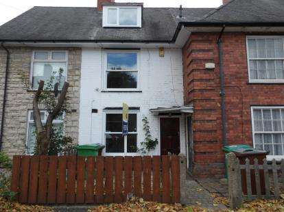 3 Bedrooms Terraced House for sale in Beauvale Road, Meadows, Nottingham