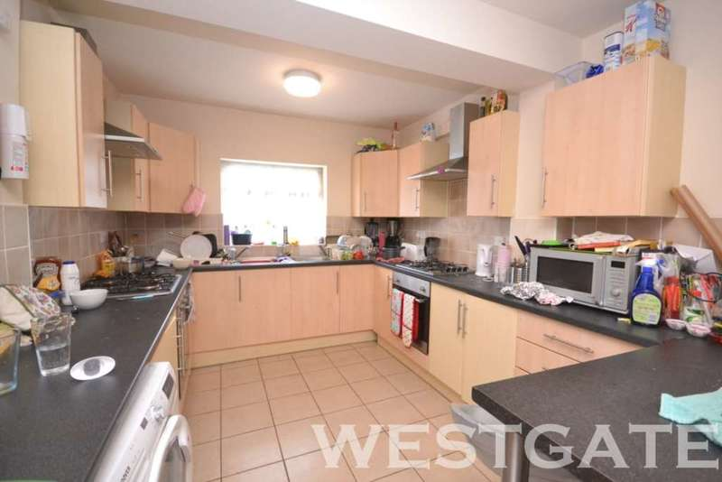 8 Bedrooms Terraced House for rent in Basingstoke Road, Reading