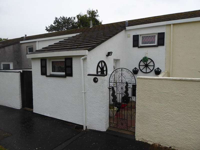 3 Bedrooms Semi Detached House for sale in Kenilworth Place, West Cross, Swansea, SA3