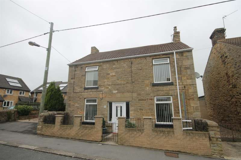 3 Bedrooms Detached House for sale in Pinfold Lane, Butterknowle, Bishop Auckland