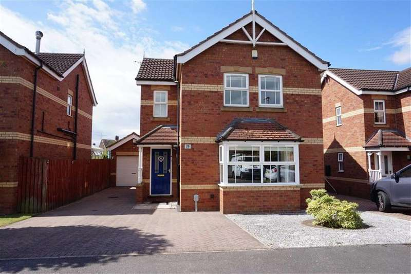 3 Bedrooms Detached House for sale in Lastingham, Elloughton, Elloughton, East Yorkshire, HU15