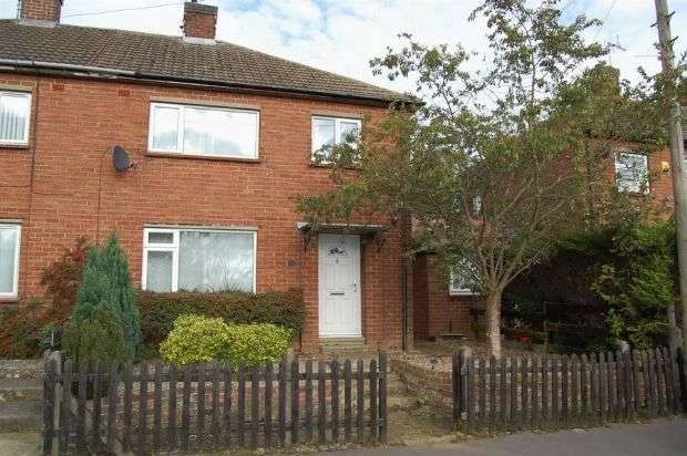 3 Bedrooms Semi Detached House for sale in Spenser Crescent, Daventry, Northants NN11 9DX