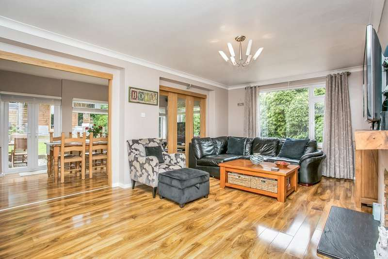 4 Bedrooms Detached House for sale in Argyle Road, Southborough, Tunbridge Wells