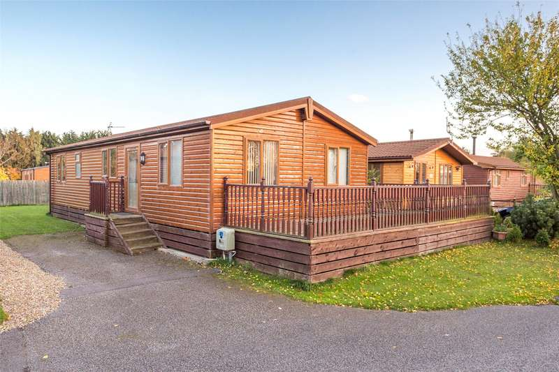 2 Bedrooms Detached Bungalow for sale in Florida Keys, Hull Road, Wilberfoss, YO41