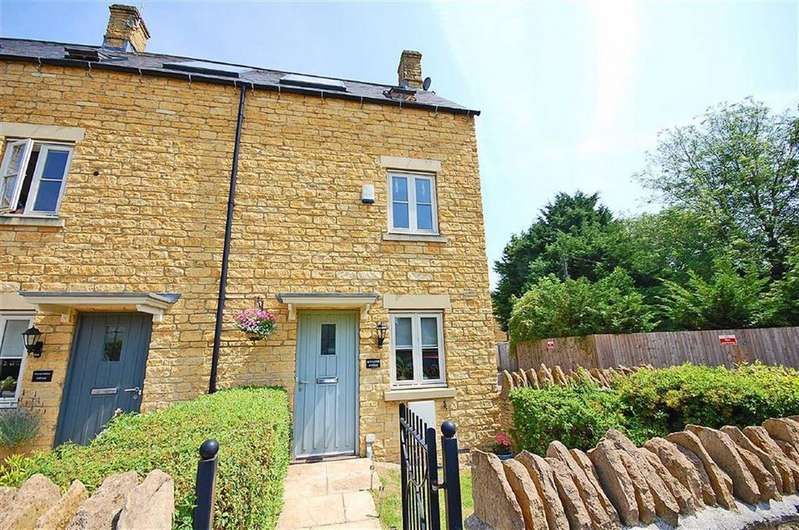 3 Bedrooms End Of Terrace House for sale in Station Road, Andoversford, Cheltenham, GL54
