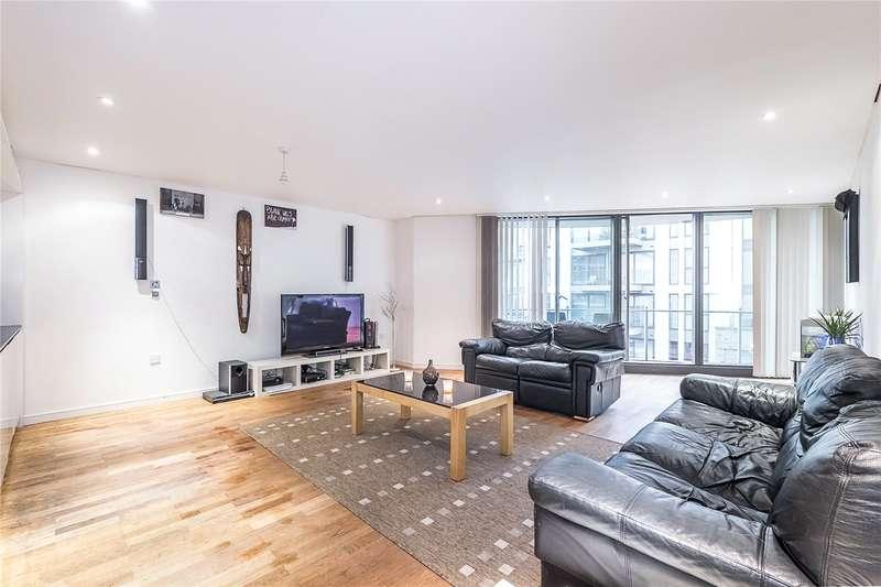 2 Bedrooms Flat for sale in Munkenbeck Building, 5 Hermitage Street, London, W2