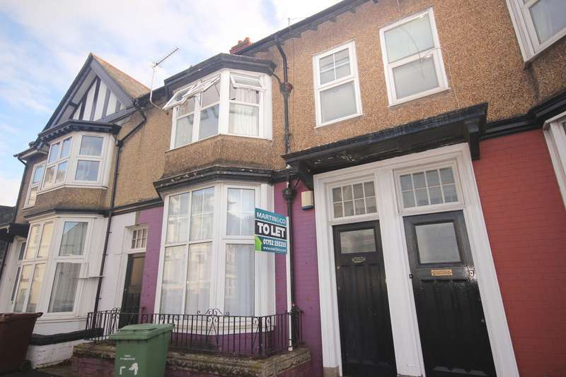 4 Bedrooms Terraced House for rent in North Road East, Plymouth PL4