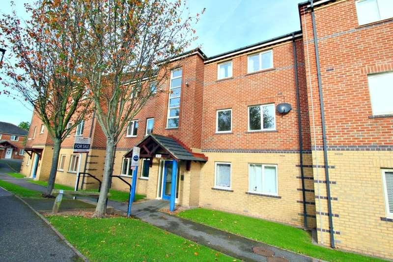 2 Bedrooms Flat for sale in Manor Oaks Gardens, Sheffield, S2