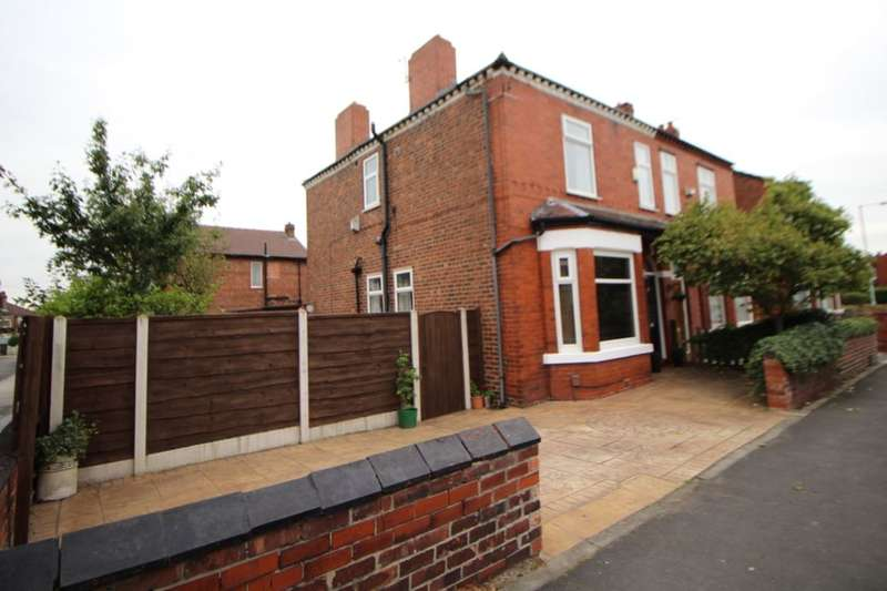 4 Bedrooms Semi Detached House for sale in Windmill Lane, Reddish, Stockport, SK5