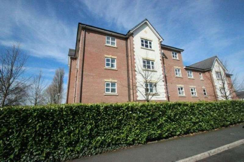 2 Bedrooms Flat for sale in Lawnhurst Avenue, Manchester, M23