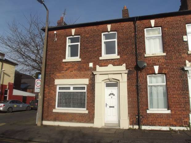 2 Bedrooms End Of Terrace House for sale in St. Georges Road, Preston, PR1