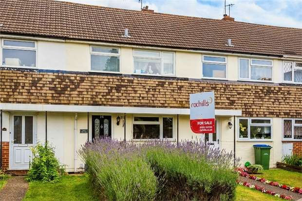 2 Bedrooms Terraced House for sale in Wilton Gardens, WALTON-ON-THAMES, Surrey
