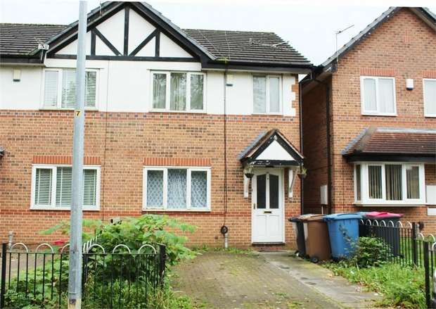 2 Bedrooms Semi Detached House for sale in Yew Street, Salford, Greater Manchester