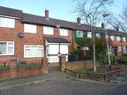 3 Bedrooms Terraced House for sale in Rowan Avenue, Ribbleton, Preston, Lancashire, PR2
