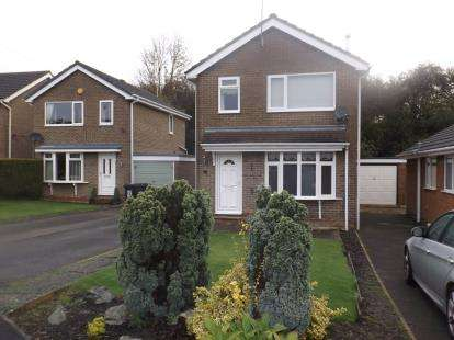 3 Bedrooms Detached House for sale in Bilsdale Grove, Knaresbororough, .