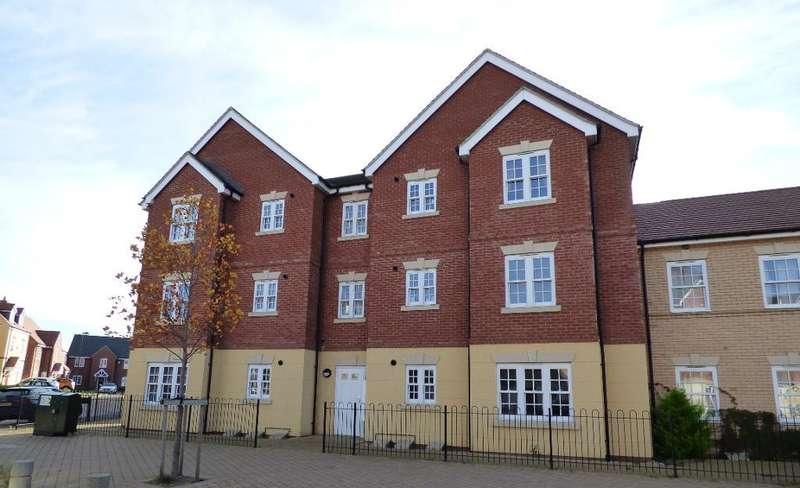 2 Bedrooms Flat for sale in Brooklands Avenue, Wixams, Beds, MK42 6BU