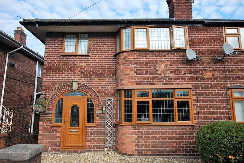 3 Bedrooms Semi Detached House for sale in High Street, Saltney