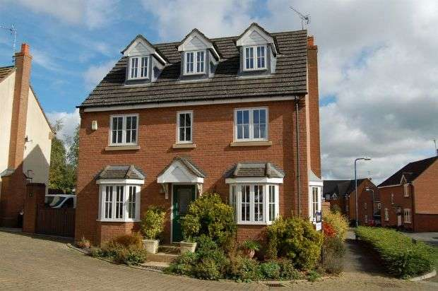 5 Bedrooms Detached House for sale in Snowshill, Daventry, Northampton NN11 8AA