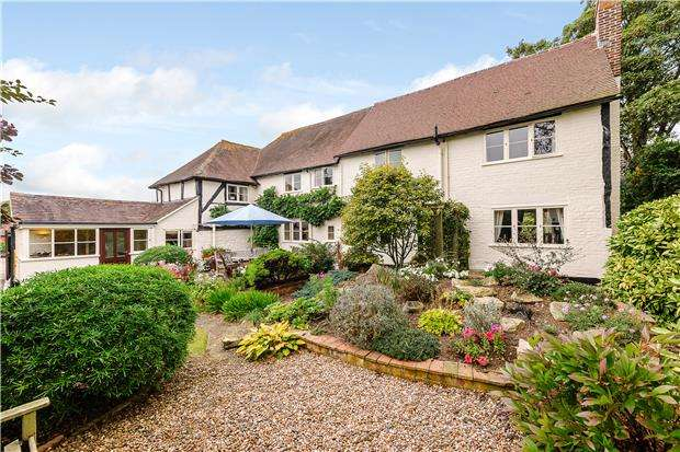 5 Bedrooms Detached House for sale in Old Croft Farmhouse, Bredons Hardwick, TEWKESBURY, Gloucestershire, GL20 7EE