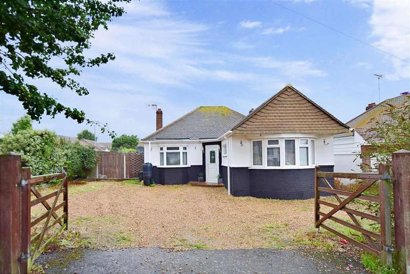 2 Bedrooms Detached Bungalow for sale in Botany Road, Broadstairs, Kent