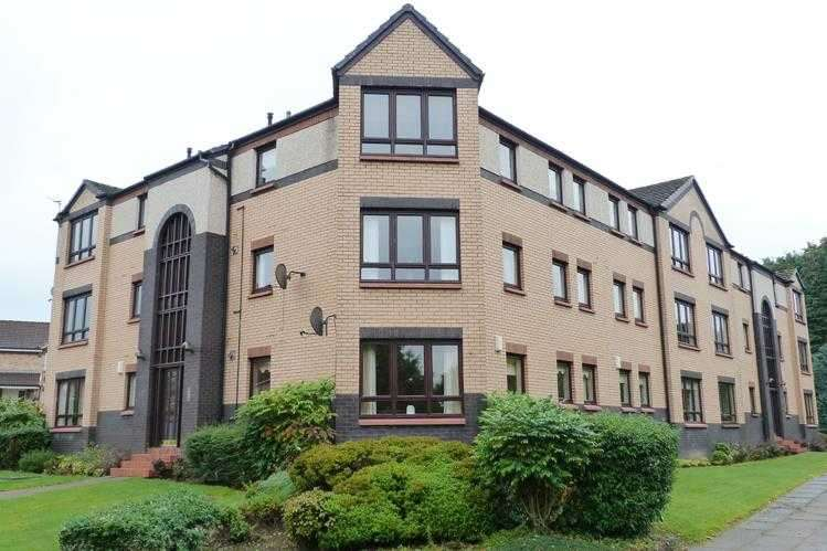 1 Bedroom Apartment Flat for sale in Mitchell Grove, West Mains, EAST KILBRIDE