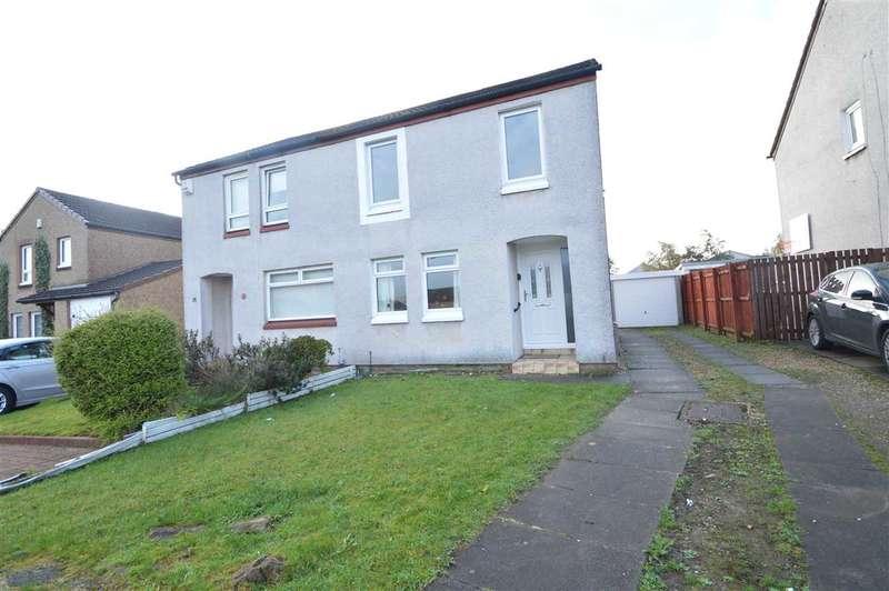 3 Bedrooms Semi Detached House for sale in Barnhill Drive, Hamilton