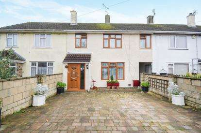 4 Bedrooms Terraced House for sale in Purton Road, Moredon, Swindon, Wiltshire