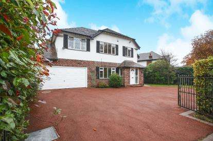 6 Bedrooms Detached House for sale in Carrwood Road, Wilmslow, Cheshire