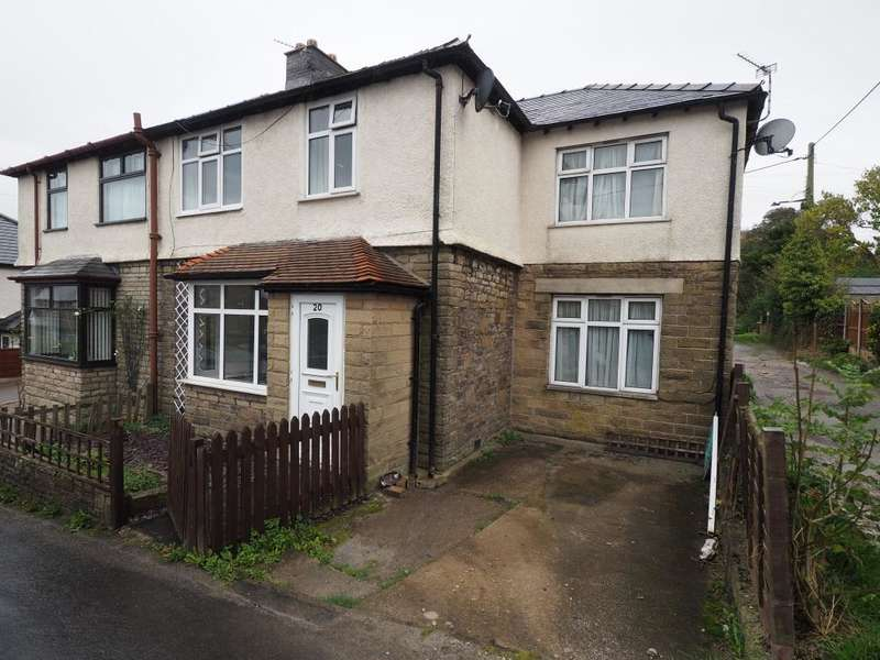 4 Bedrooms Semi Detached House for sale in Meadowside, Newtown, Disley, Stockport, SK12 2RD