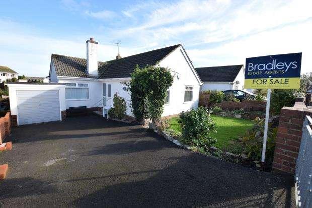 3 Bedrooms Detached Bungalow for sale in Stabb Drive, Paignton, Devon