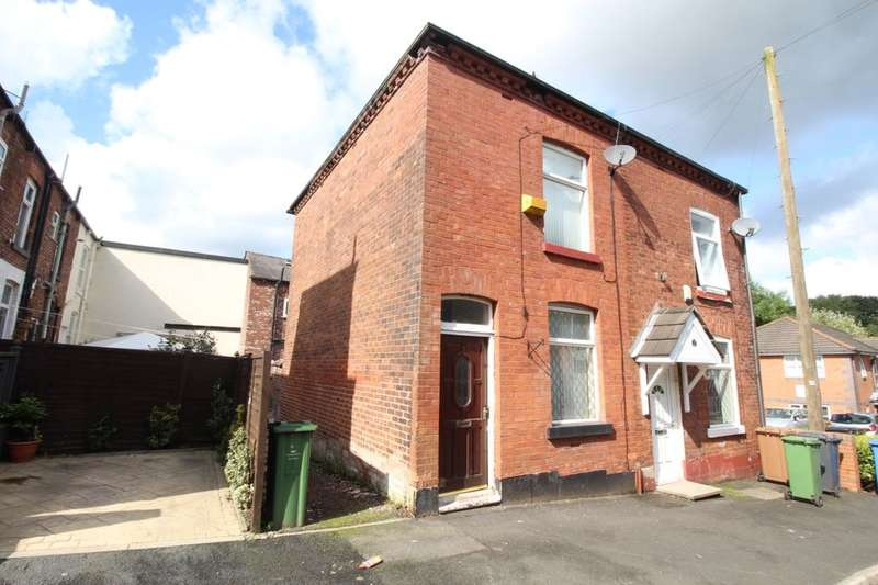 2 Bedrooms Terraced House for sale in Taylor Street, Hyde, SK14