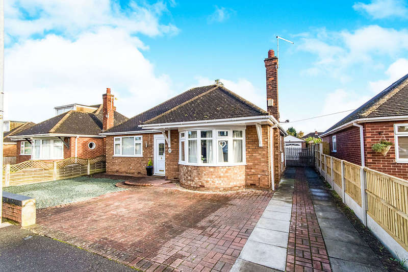 3 Bedrooms Detached Bungalow for sale in Western Crescent, Lincoln, LN6