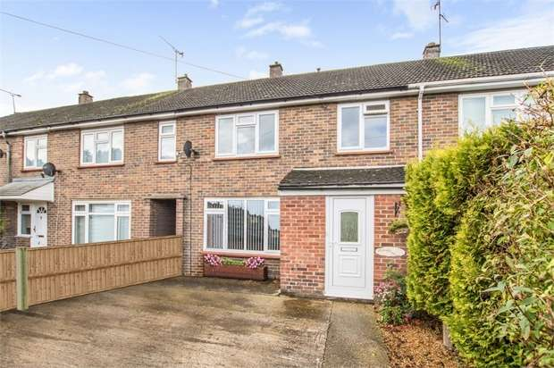 3 Bedrooms Terraced House for sale in Manfield Road, Ash, Aldershot, Hampshire