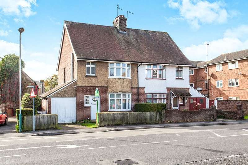 3 Bedrooms Semi Detached House for sale in Church Road, Paddock Wood, Tonbridge, TN12