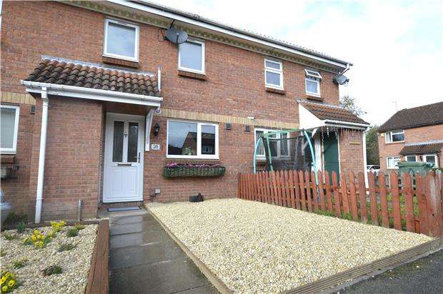 3 Bedrooms Terraced House for sale in St. Peters Close, CHELTENHAM, Gloucestershire, GL51 9DY