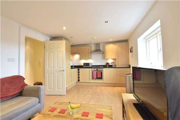 1 Bedroom Flat for sale in St. Michaels Hill, BRISTOL, BS2 8DB