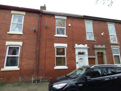 2 Bedrooms Terraced House for sale in Jemmett Street, Preston, Lancashire