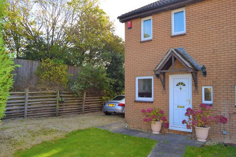 2 Bedrooms Semi Detached House for sale in Kestrel Drive, Covingham