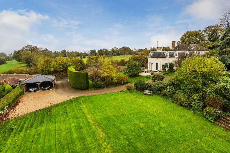 5 Bedrooms Detached House for sale in Langton Green, Tunbridge Wells
