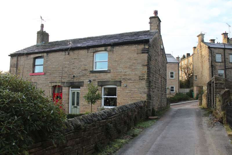 2 Bedrooms Semi Detached House for sale in New Mill, Holmfirth, West Yorkshire, HD9 1LA