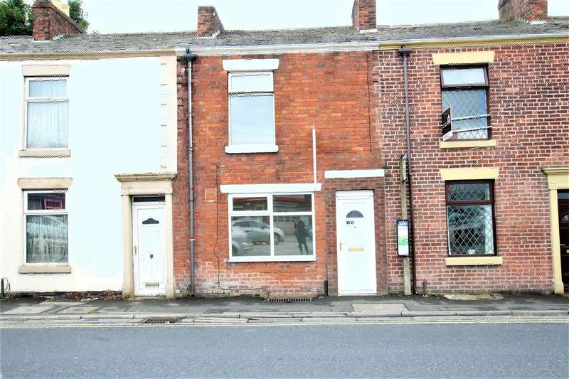 2 Bedrooms Terraced House for sale in Chorley Road, Walton-Le-Dale, Preston