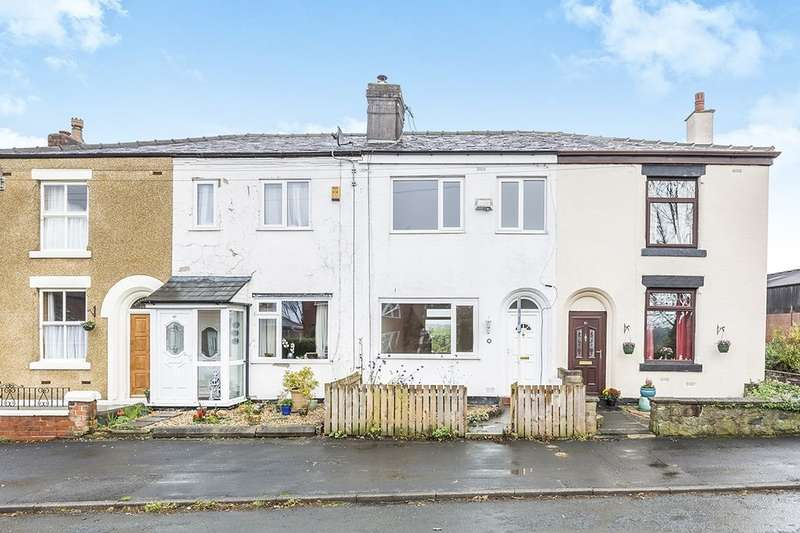 3 Bedrooms Terraced House for sale in Coppull Hall Lane, Coppull, Chorley, PR7